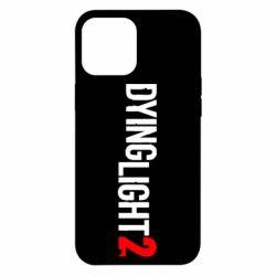 Чохол для iPhone 12 Pro Max Dying Light 2 logo