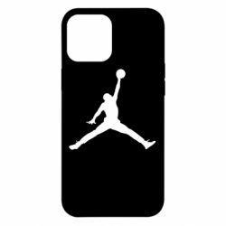 Чохол для iPhone 12 Pro Max Джордан