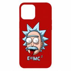 Чохол для iPhone 12 Pro Max E=MC 2