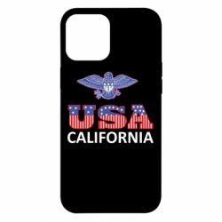 Чехол для iPhone 12 Pro Max Eagle USA
