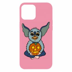 Чехол для iPhone 12 Pro Max Eared Monster with Pumpkin