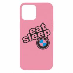 Чохол для iPhone 12 Pro Max Eat, sleep, BMW