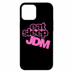 Чехол для iPhone 12 Pro Max Eat sleep JDM