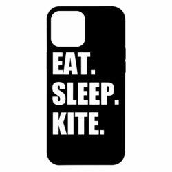 Чохол для iPhone 12 Pro Max Eat, sleep, kite
