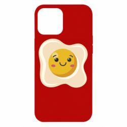 Чохол для iPhone 12 Pro Max Egg with smile