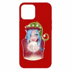 Чехол для iPhone 12 Pro Max Elf girl