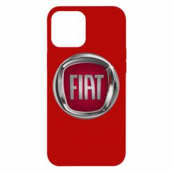 Чохол для iPhone 12 Pro Max Emblem Fiat