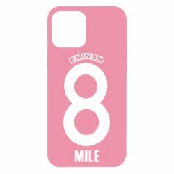 Чехол для iPhone 12 Pro Max Eminem 8 mile