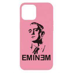 Чехол для iPhone 12 Pro Max Eminem Logo