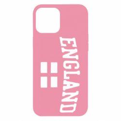 Чохол для iPhone 12 Pro Max England