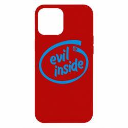 Чохол для iPhone 12 Pro Max Evil Inside