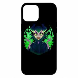 Чехол для iPhone 12 Pro Max Evil Maleficent