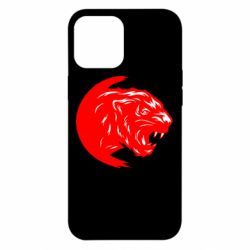 Чехол для iPhone 12 Pro Max Evil Panther