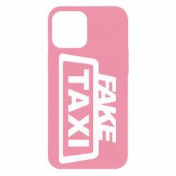 Чохол для iPhone 12 Pro Max Fake Taxi