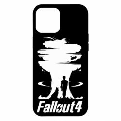Чехол для iPhone 12 Pro Max Fallout 4 Art