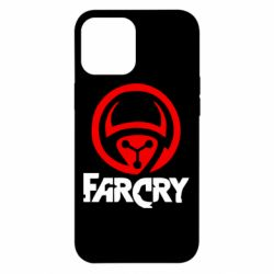 Чехол для iPhone 12 Pro Max FarCry LOgo