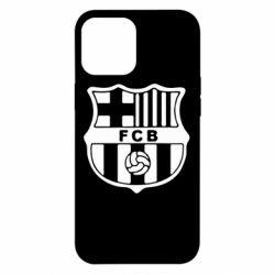Чехол для iPhone 12 Pro Max FC Barcelona