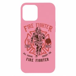 Чохол для iPhone 12 Pro Max Fire Fighter