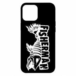 Чохол для iPhone 12 Pro Max Fisherman