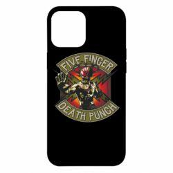 Чехол для iPhone 12 Pro Max Five finger death punch