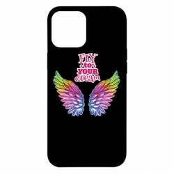 Чохол для iPhone 12 Pro Max Fly to your dream