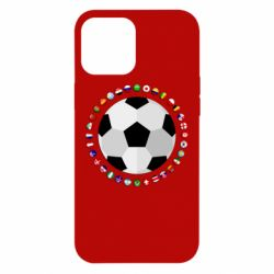 Чохол для iPhone 12 Pro Max Football