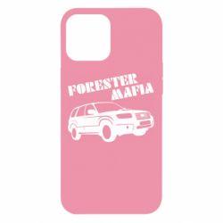 Чехол для iPhone 12 Pro Max Forester Mafia