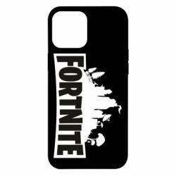 Чохол для iPhone 12 Pro Max Fortnite logo