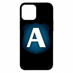 Чохол для iPhone 12 Pro Max Форум Антиколлектор Лого Минимал