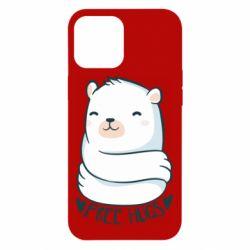 Чохол для iPhone 12 Pro Max Free hugs bear