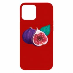 Чехол для iPhone 12 Pro Max Fruit Fig