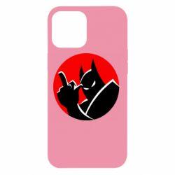 Чохол для iPhone 12 Pro Max Fuck Batman