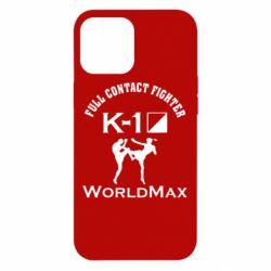 Чохол для iPhone 12 Pro Max Full contact fighter K-1 Worldmax