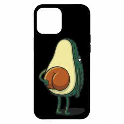 Чохол для iPhone 12 Pro Max Funny avocado