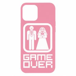 Чехол для iPhone 12 Pro Max Game Over
