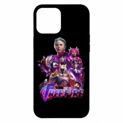 Чехол для iPhone 12 Pro Max Garena free avengers