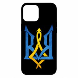 "Чехол для iPhone 12 Pro Max Герб ""Арт"""