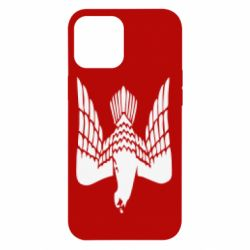 Чохол для iPhone 12 Pro Max Герб-сокіл
