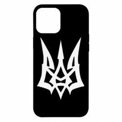Чохол для iPhone 12 Pro Max Герб України новий