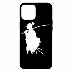 Чохол для iPhone 12 Pro Max Ghost Of Tsushima Silhouette