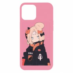 Чохол для iPhone 12 Pro Max Girl in a jacket