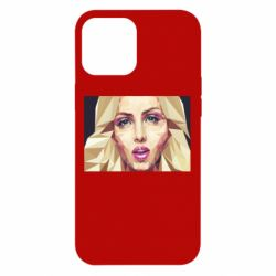 Чохол для iPhone 12 Pro Max Girl like a low poly barbie