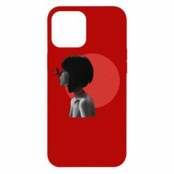 Чохол для iPhone 12 Pro Max Girl with butterfly