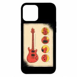 Чохол для iPhone 12 Pro Max Гітара