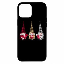 Чехол для iPhone 12 Pro Max Gnomes with a heart