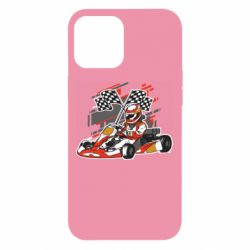 Чехол для iPhone 12 Pro Max Go Cart