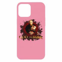 Чохол для iPhone 12 Pro Max God of War