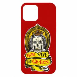 Чохол для iPhone 12 Pro Max God save the queen