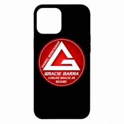Чохол для iPhone 12 Pro Max Gracie Barra Miami