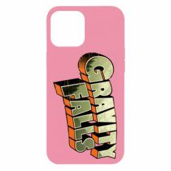 Чехол для iPhone 12 Pro Max Gravity Falls